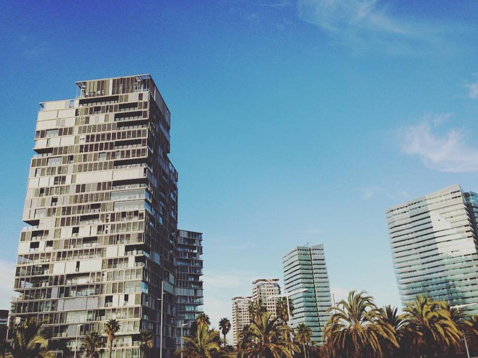 Apartments in Poblenou Barcelona (near the beach)