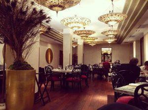 Barcelonas Restaurant Gran Hotel La Florida Tibidabo Mountain Barcelona