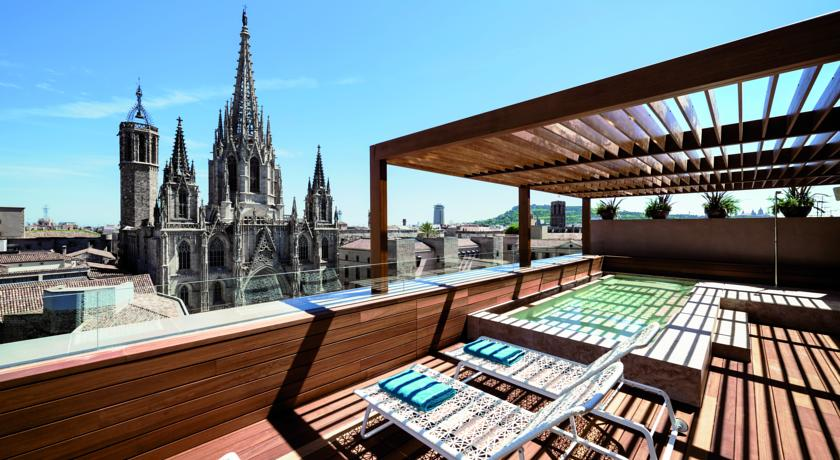 Hotel Colon Barcelona Gothic Quarter Near Cathedral And