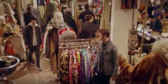Holala Vintage Fashion Shop in Barcelona