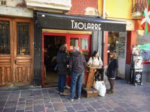 Bar hopping Vitoria