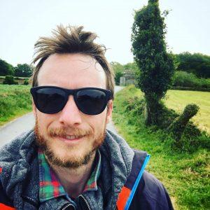 Ben Holbrook hiking the Camino de Santiago - Driftwood Journals Travel Blog