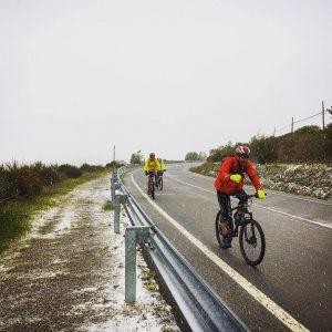 Camino de Santiago Bad Weather Snow and Rain