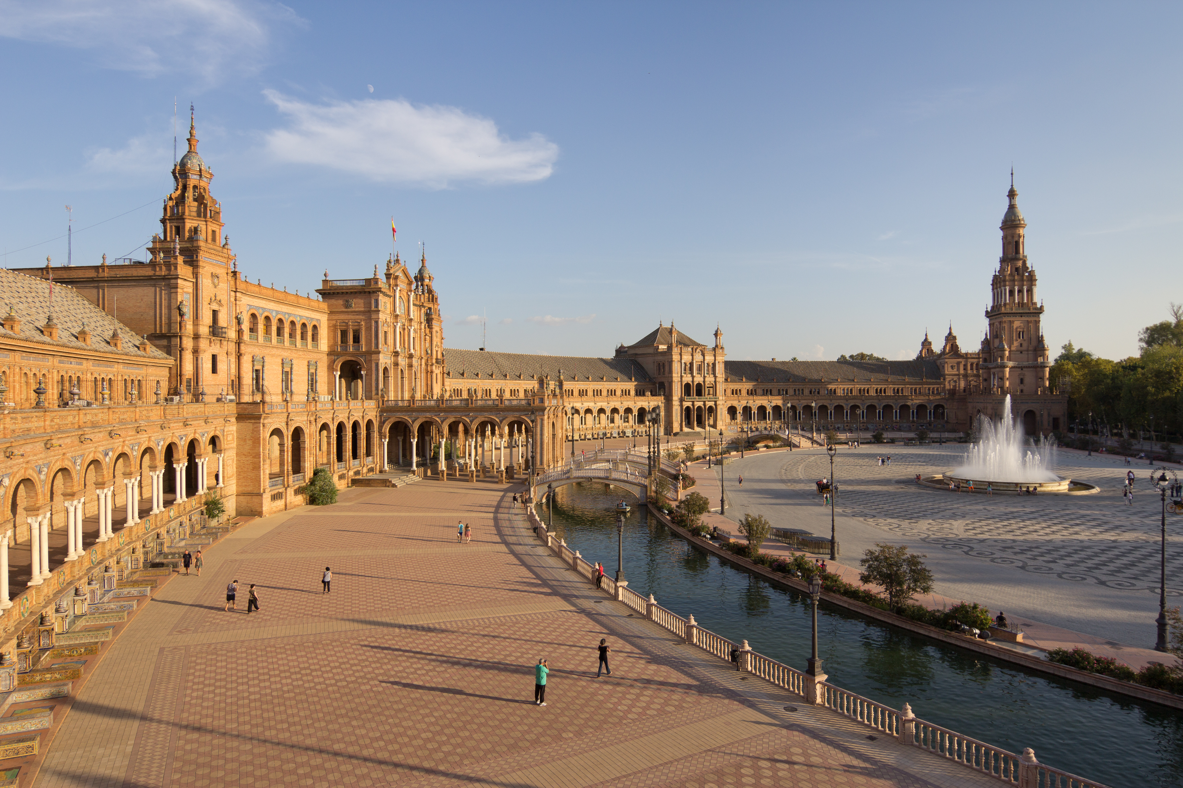161 Fiesta Free Things To Do In Seville Andalusia Spain