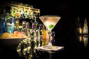 Gimlet Cocktail Bar, Galvany (Sarria) Barcelona - Ben Holbrook
