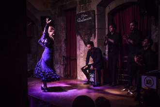 Palau Dalmases Best Flamenco Show in Barcelona