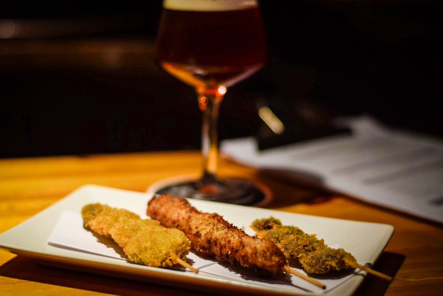 Homosibaris Izakaya ~ Craft Beer & Japanese Kushiages - Sants, Barcelona