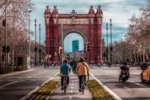 Barcelona Arc de Triompf