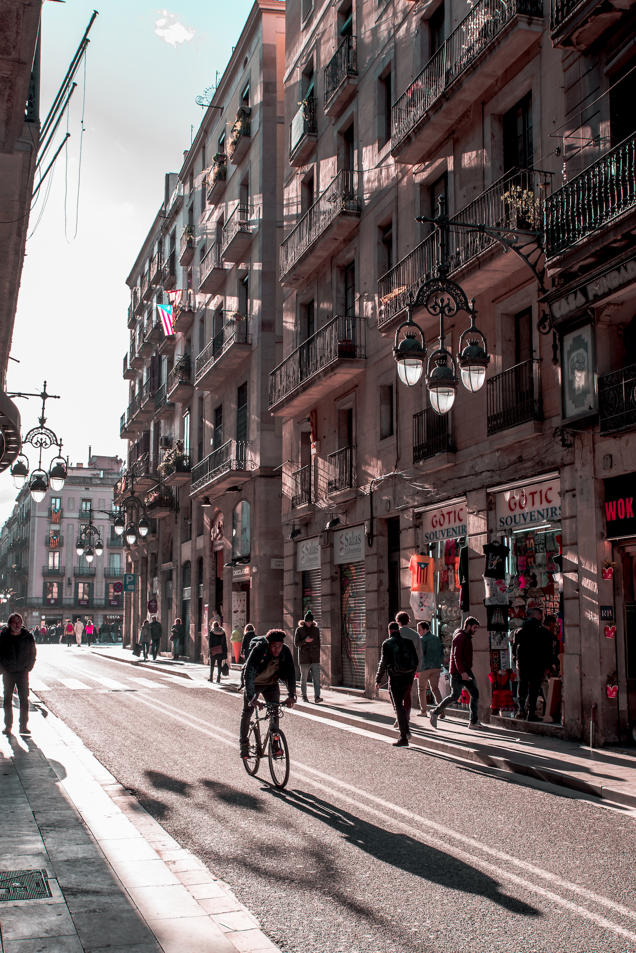 Barcelona cycling/bike rules guide