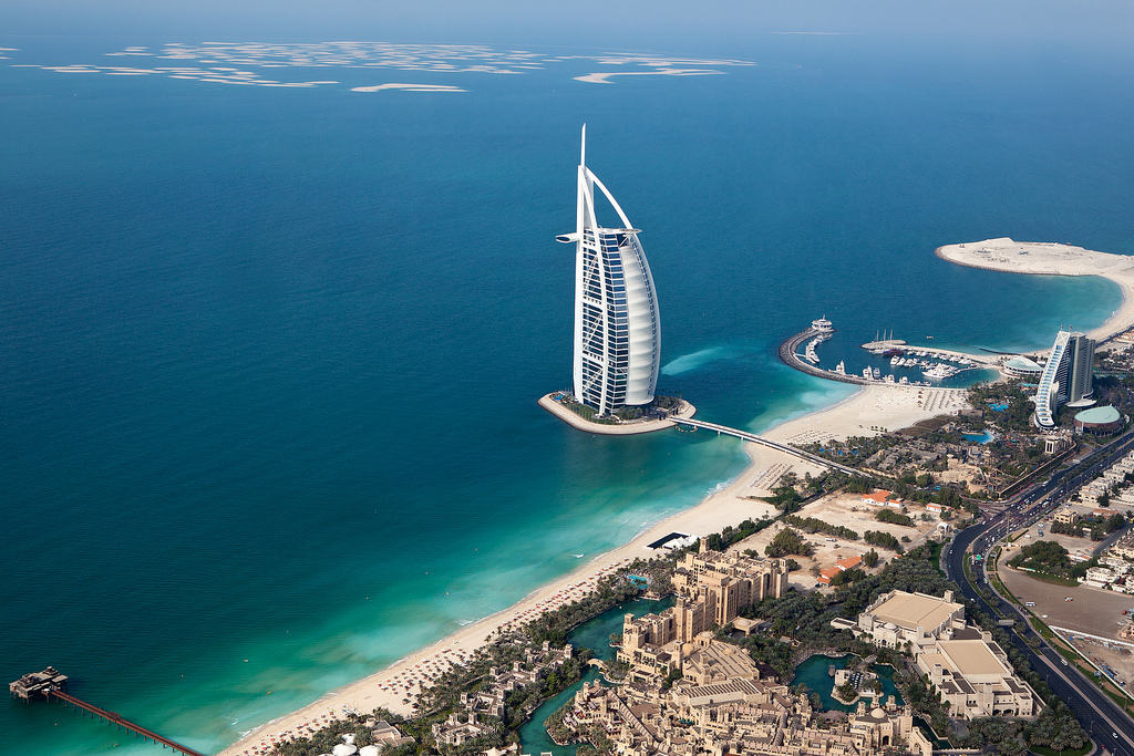 Dubai winter sun destination