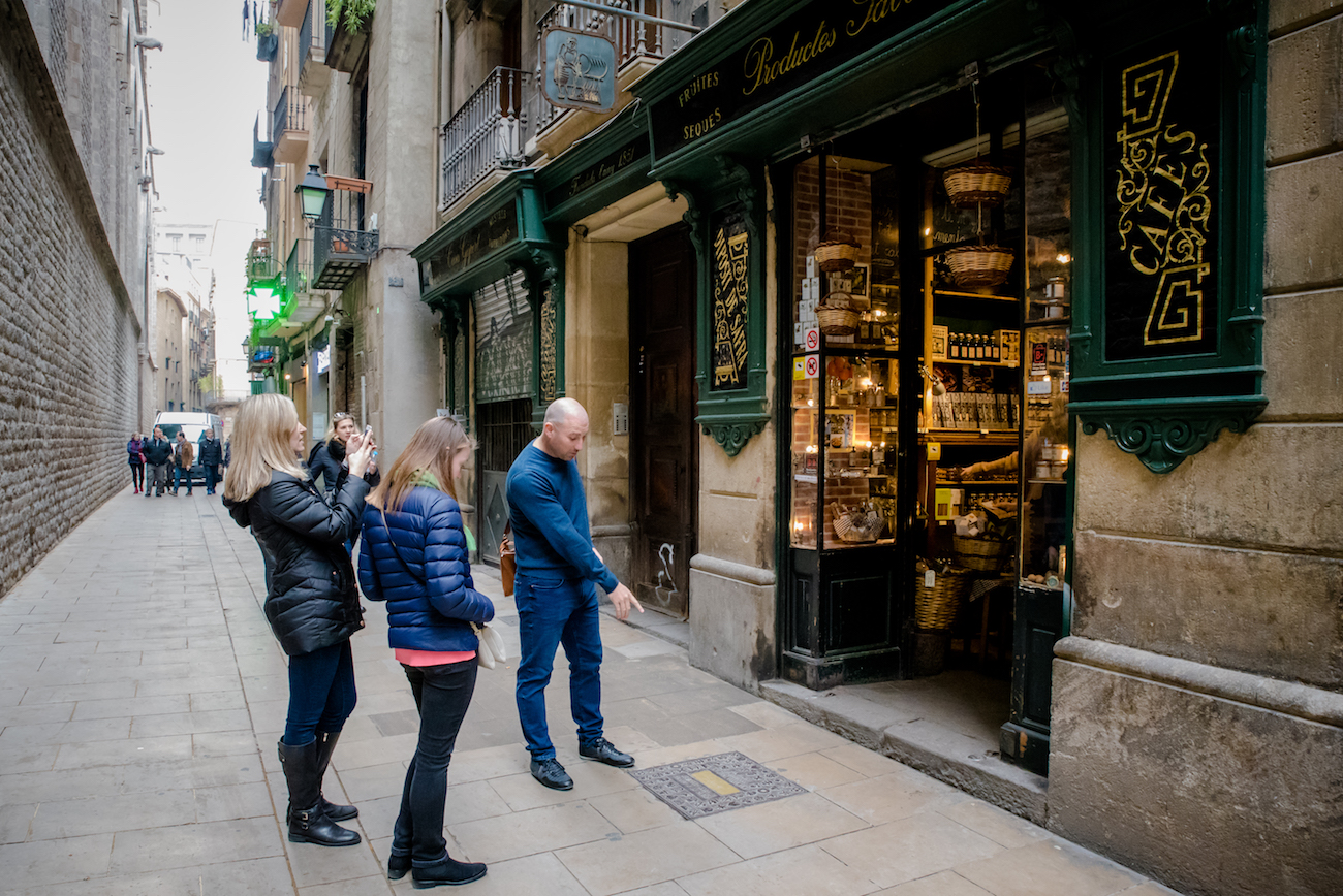 Wanderbeak 'Born to Eat' Food Tour Barcelona