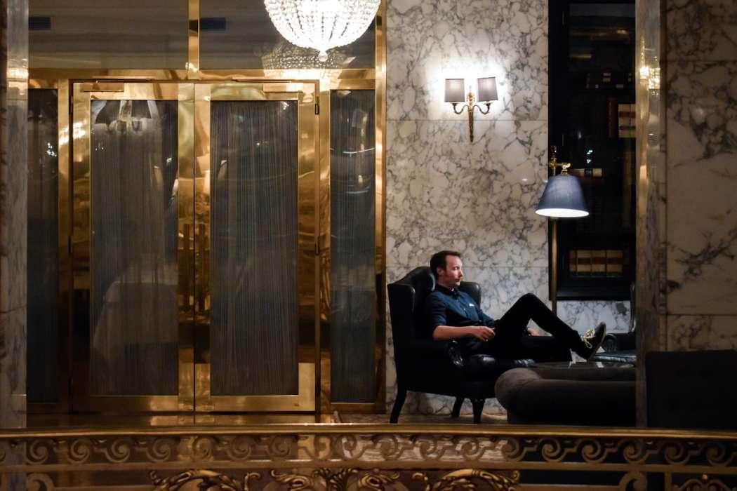 Avenida Palace Hotel Barcelona City Centre 4 star Review by Ben Holbrook