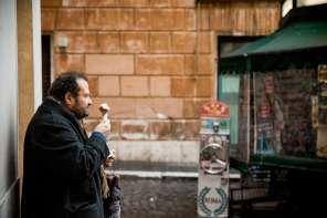 Gelato in Piazza Navona, Rome, Italy