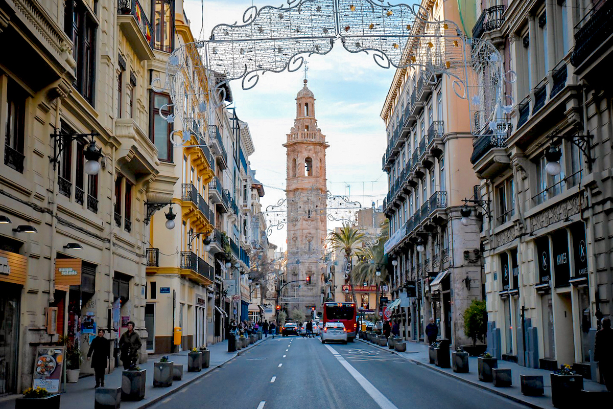 Valencia 2 or 3 day itinerary