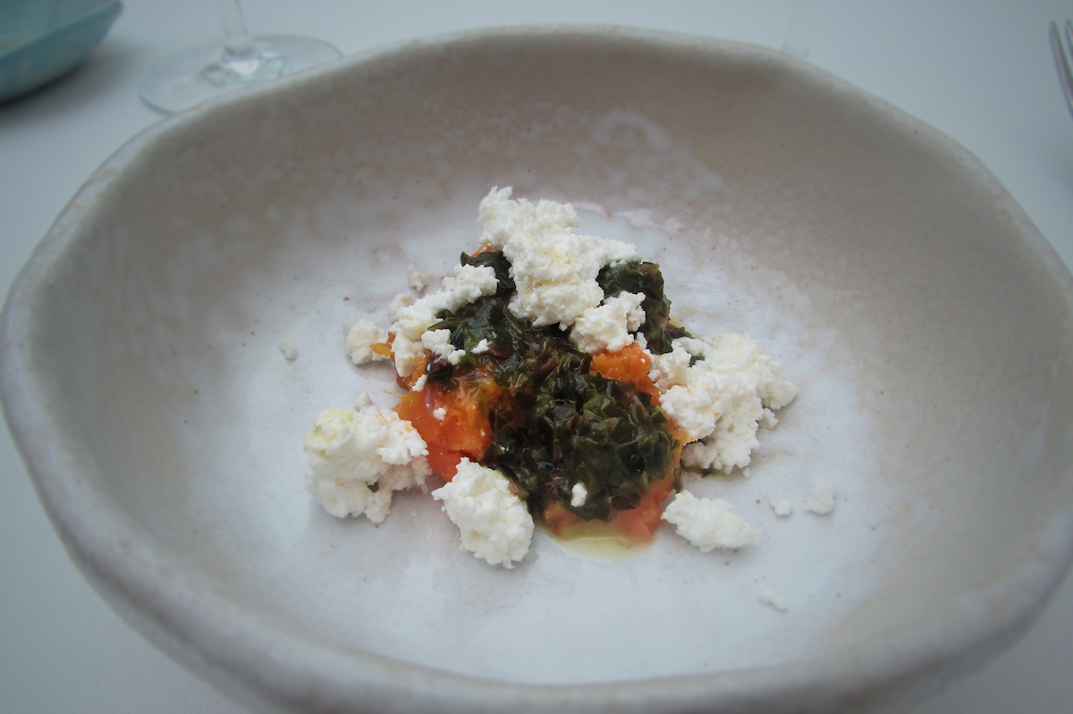 Michelin-Starred Restaurante Riff, Valencia - by Ben Holbrook