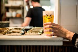 Barna Brew Craft Beer Bar in Sant Antoni, Barcelona – By Ben Holbrook from Driftwood Journals