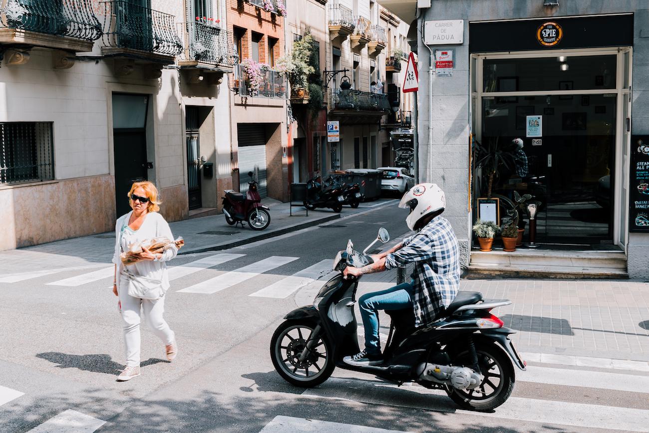 The Pie Shoppe in Gracia, Barcelona