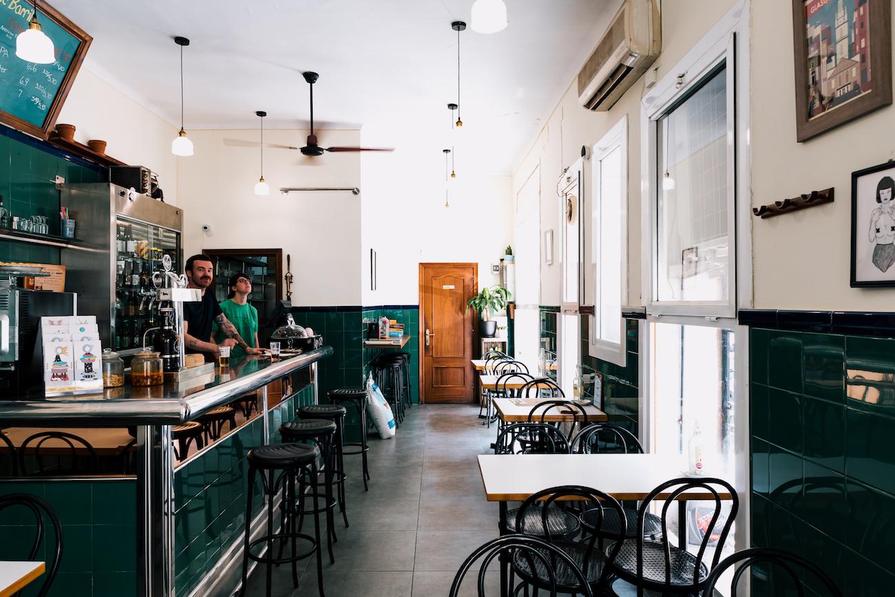 The Pie Shoppe, Gracia, Barcelona ~ Handmade Pies, Craft Beer & Moonshine