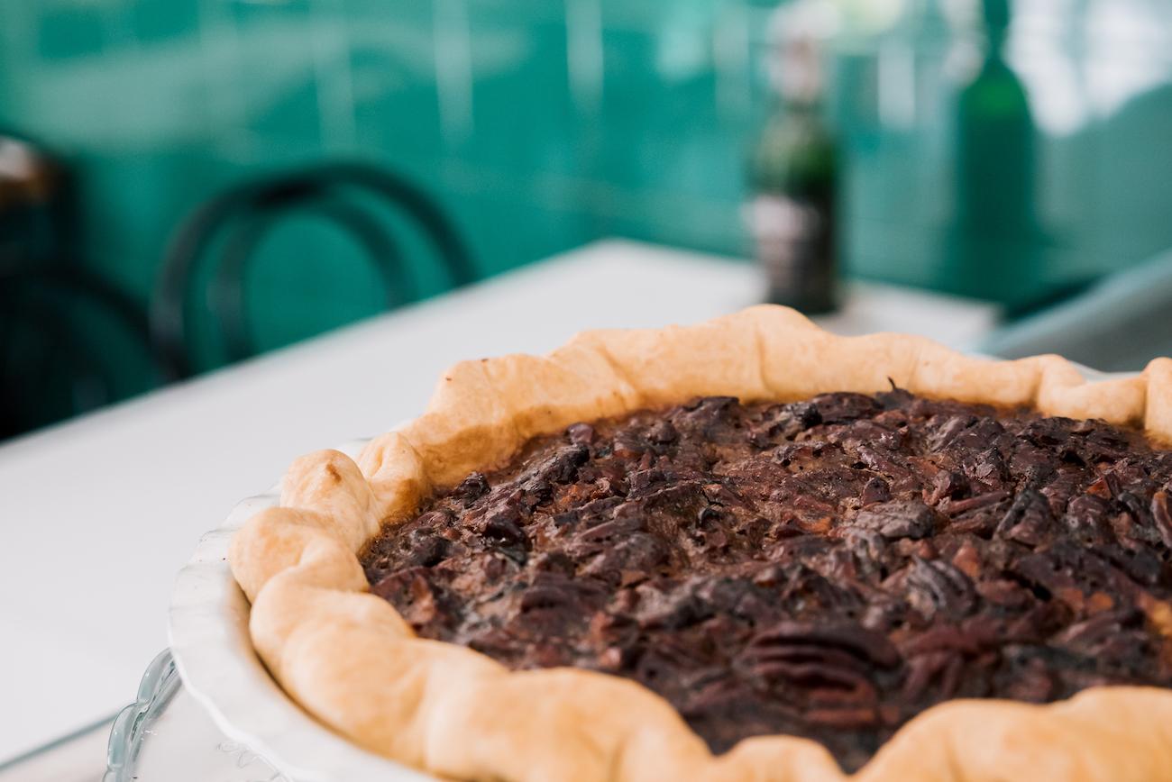 The Pie Shoppe Barcelona, Pecan perfection.
