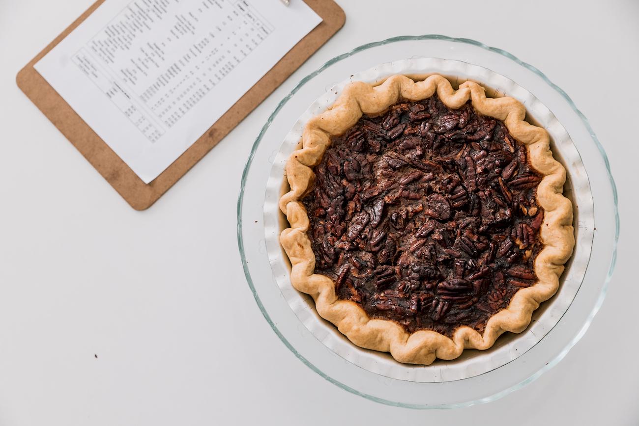 The PIe Shoppe Barcelona - A perfect pecan pie. A southern soul staple.