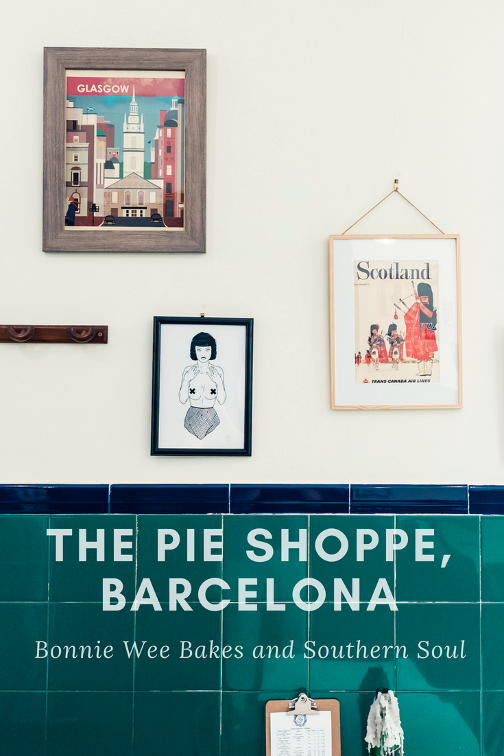 The Pie Shoppe, Barcelona