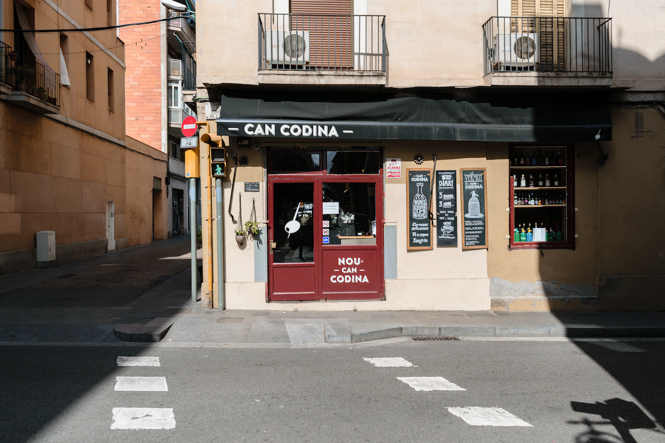 Nou Can Codina (Gràcia) ~ One of My 'Top 3' Tapas Bars