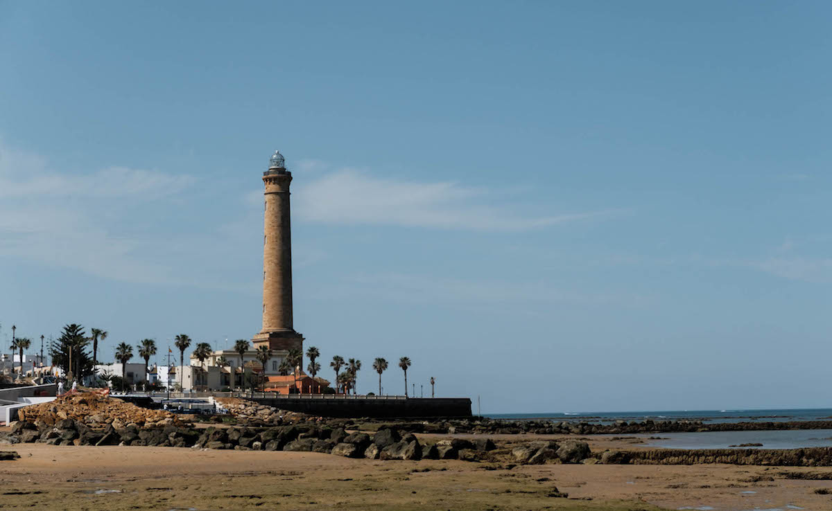 Faro de Chipiona – Spain's Tallest Lighthouse - By Ben Holbrook