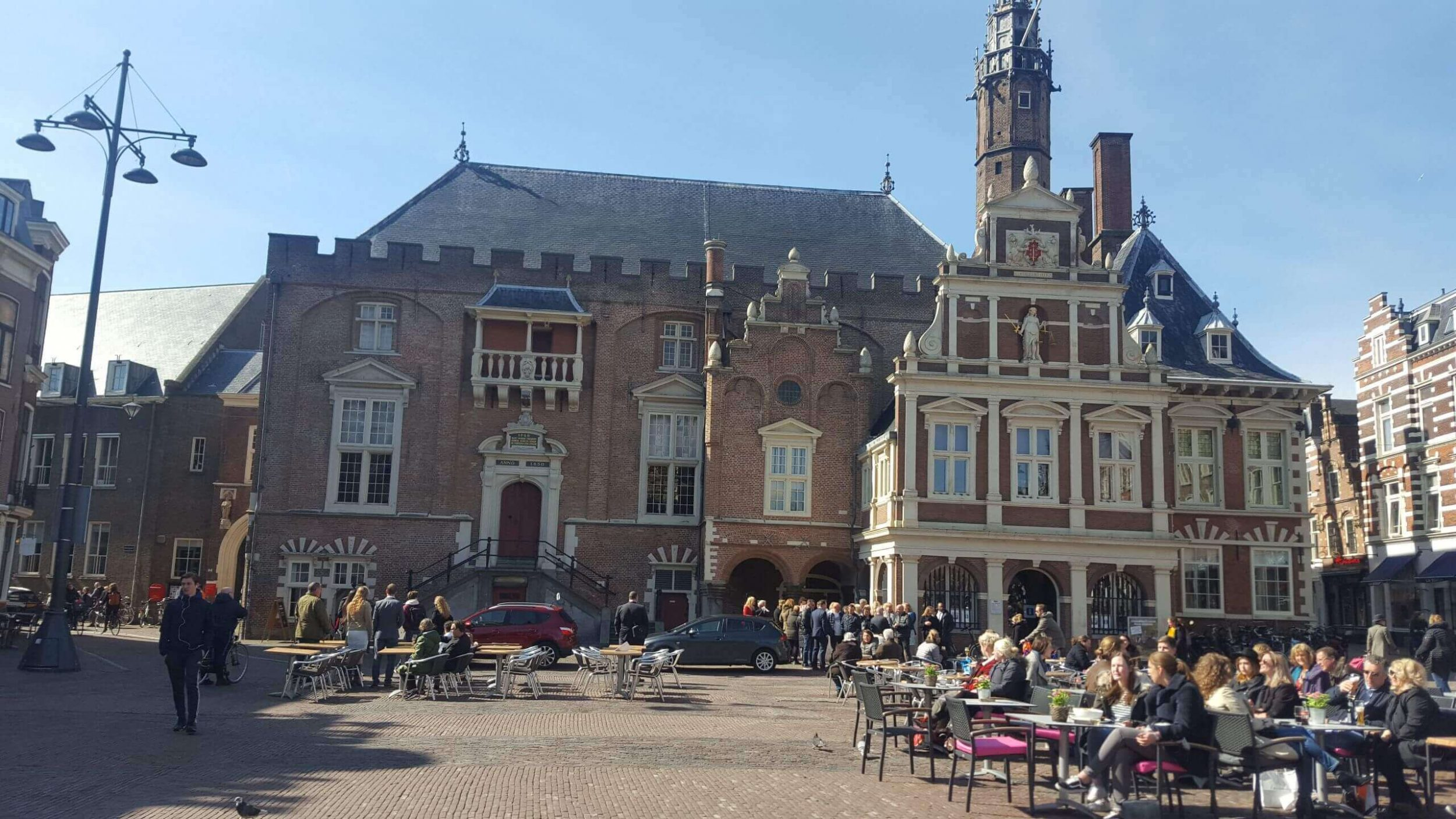 Grote-Markt-Haarlem - Amsterdam