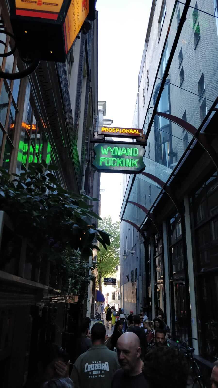 Amsterdam Gin Distilleries