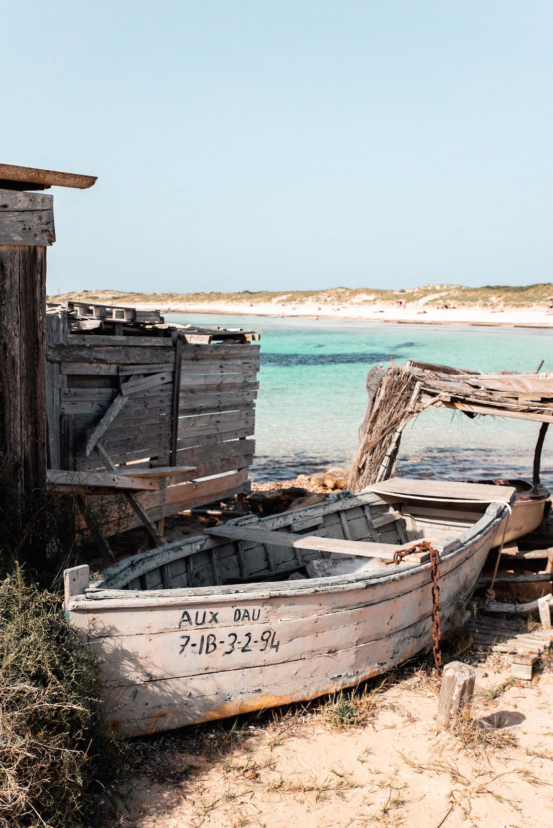 Playa Des Illettes, Formentera - Travel Guide by Ben Holbrook