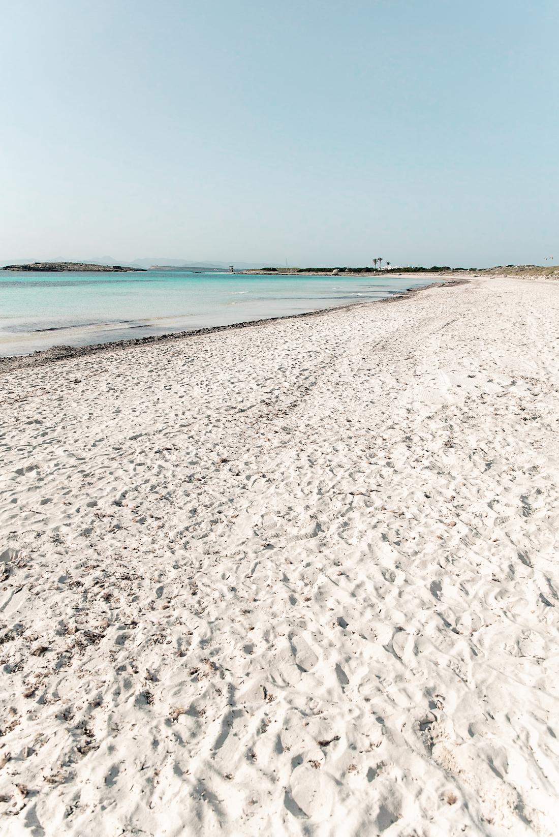 Ses SalinesNatural Park, Formentera - by Ben Holbrook