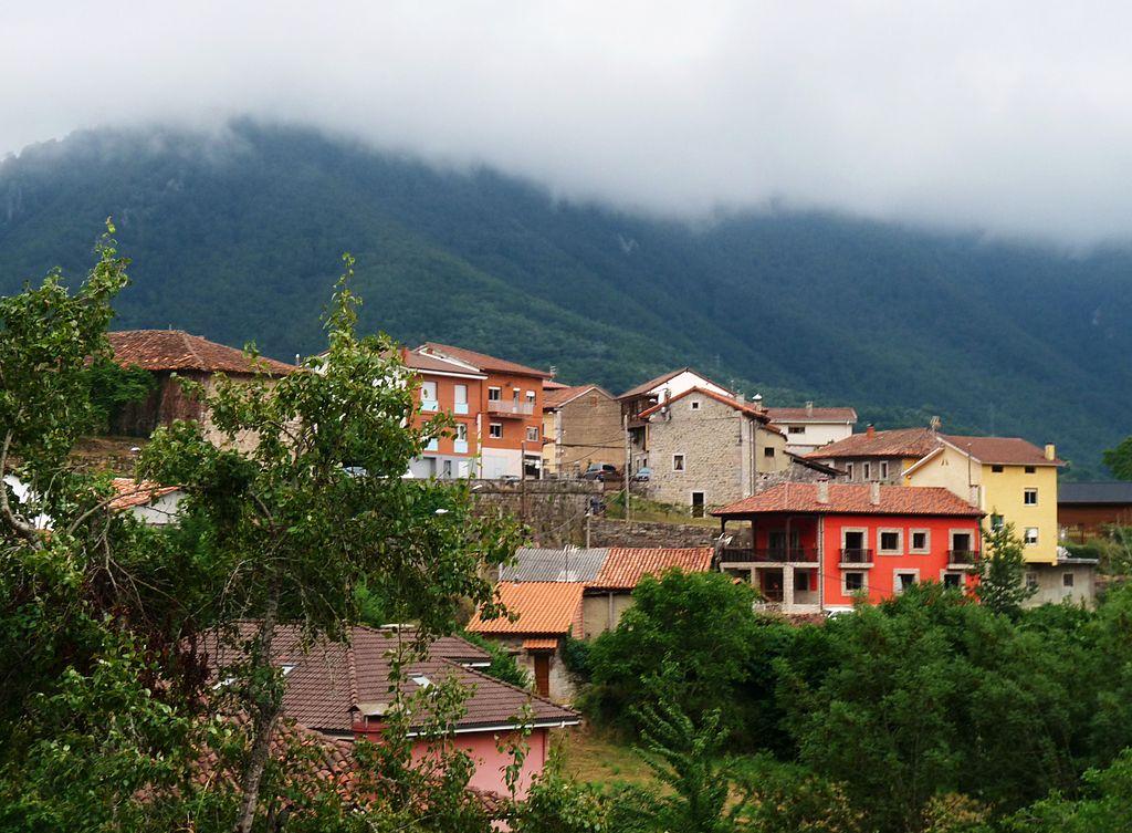 Oseja de Sajambre, Spain