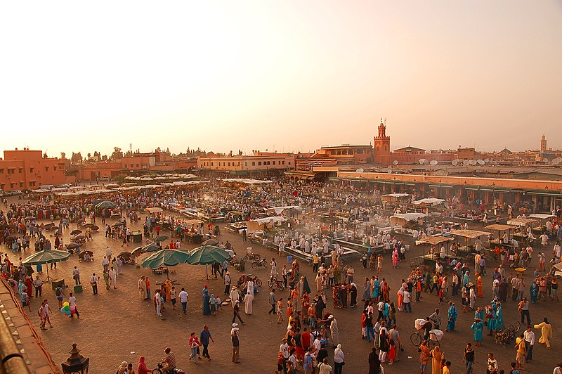 Things to Do in Jemaa el-Fna Square, Marrakech + Survival:Etiquette Tips