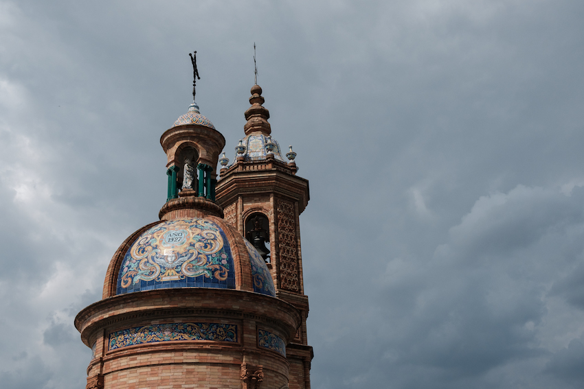 Capilla de Carmen in Triana, Seville