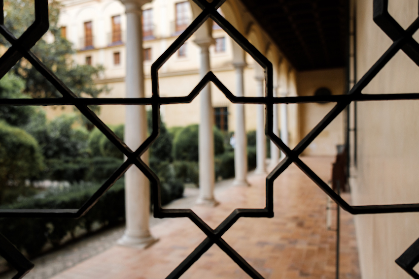 Inside Real Alcázar (Royal Palace), Seville - by Ben Holbrook from DriftwoodJournals.com