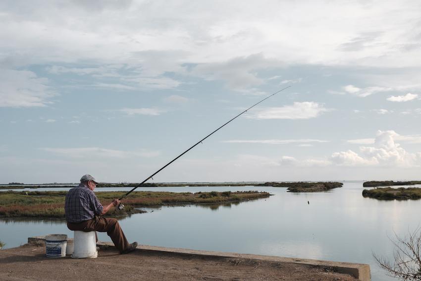 Fishing Delta del Ebro, Tarragona - by Ben Holbrook from DriftwoodJournals.com7