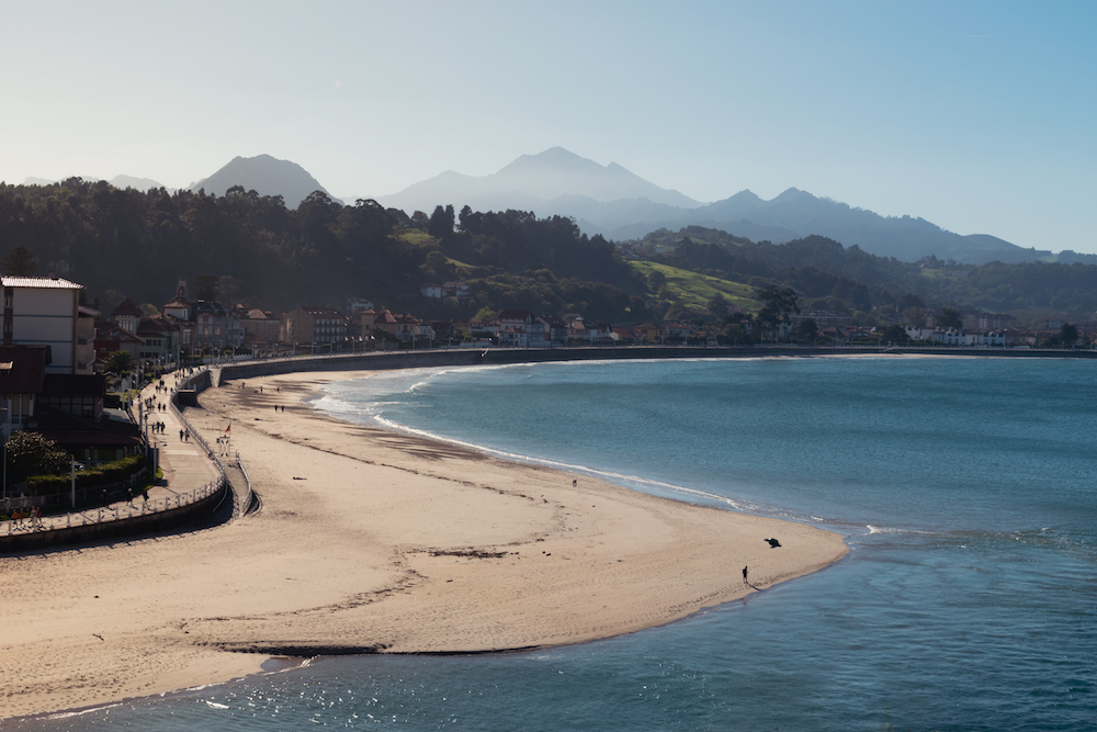 Ribadesella, Asturias, Northern Spain - by Ben Holbrook from DriftwoodJournals.com