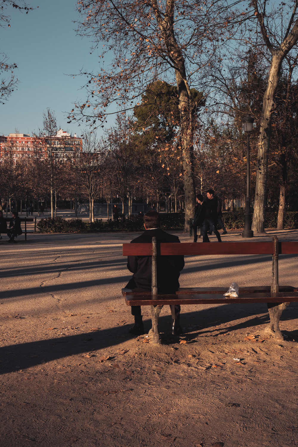Rowing boats in El Retiro Park, Madrid Street Photography Essay - by Ben Holbrook DriftwoodJournals.com-9268