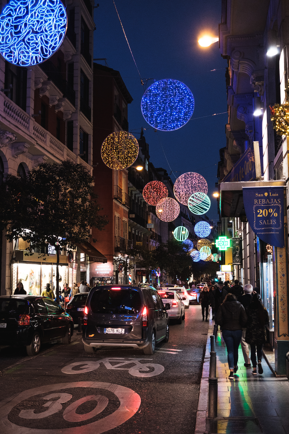 Madrid's Chueca neighbourhood - Popular shopping zone
