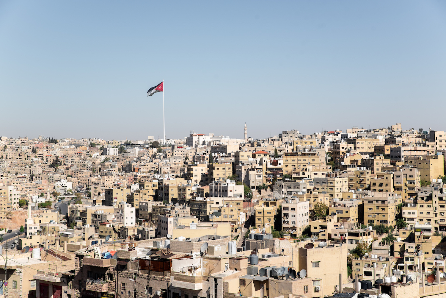 Amman – Jordan's Capital, by Ben Holbrook from DriftwoodJournals.com