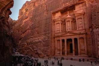 Petra, Jordan - by Ben Holbrook from DriftwoodJournals.com-21