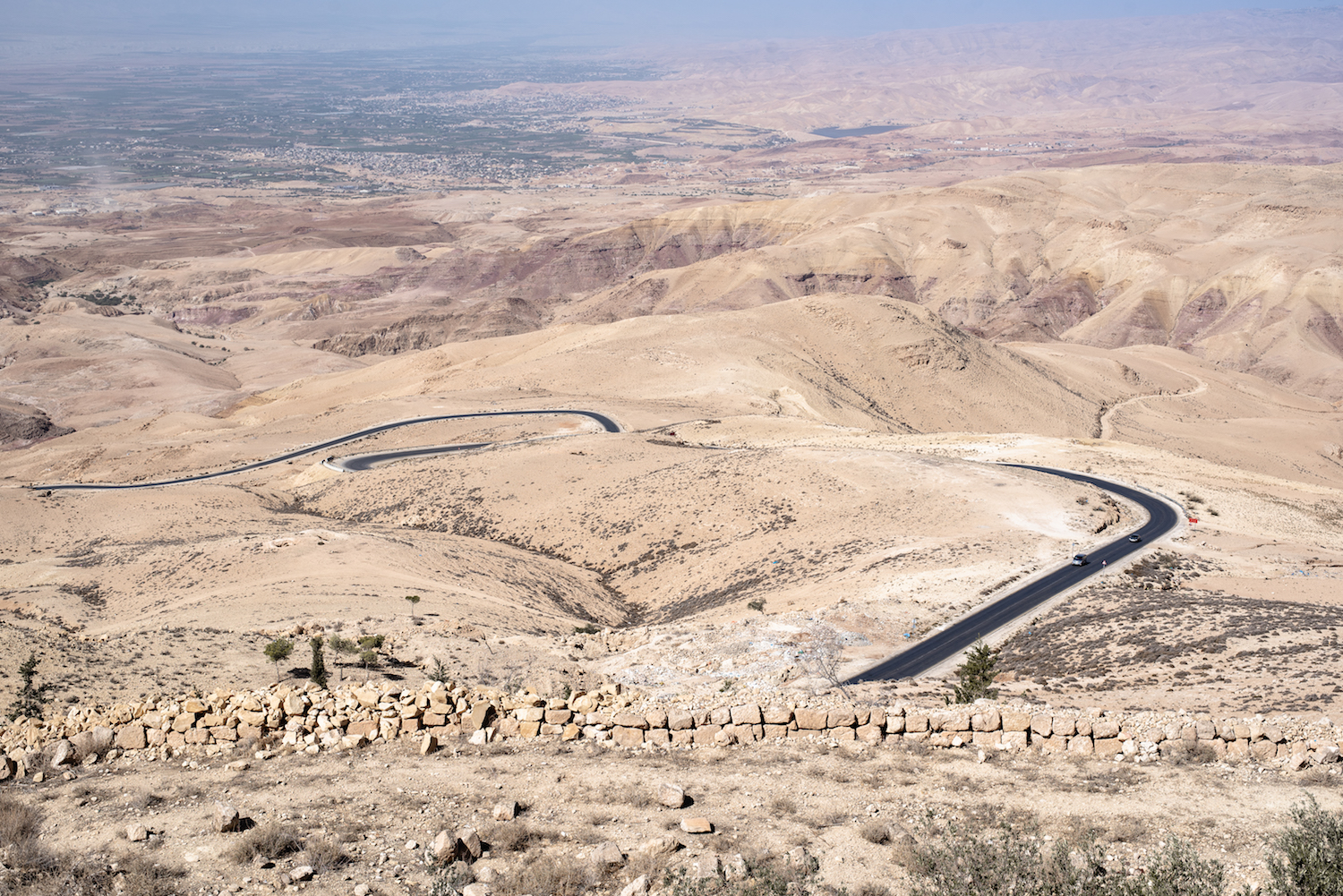 The Holy Land and the King's Highway, Mount Nebo, Jordan. By Ben Holbrook.