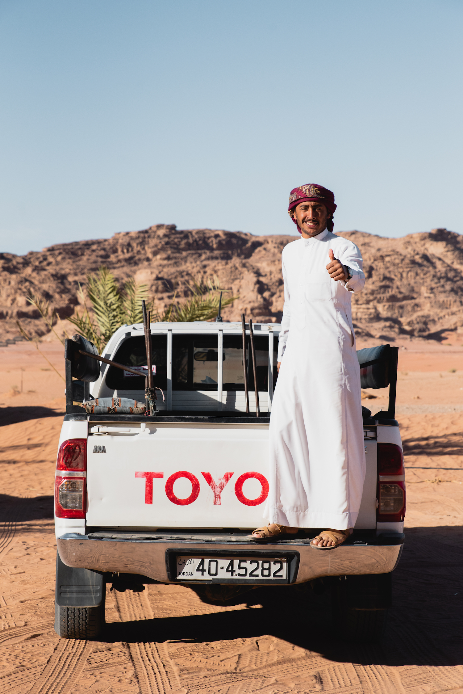 Wadi Rum, Jordan - by Ben Holbrook from DriftwoodJournals.com-14