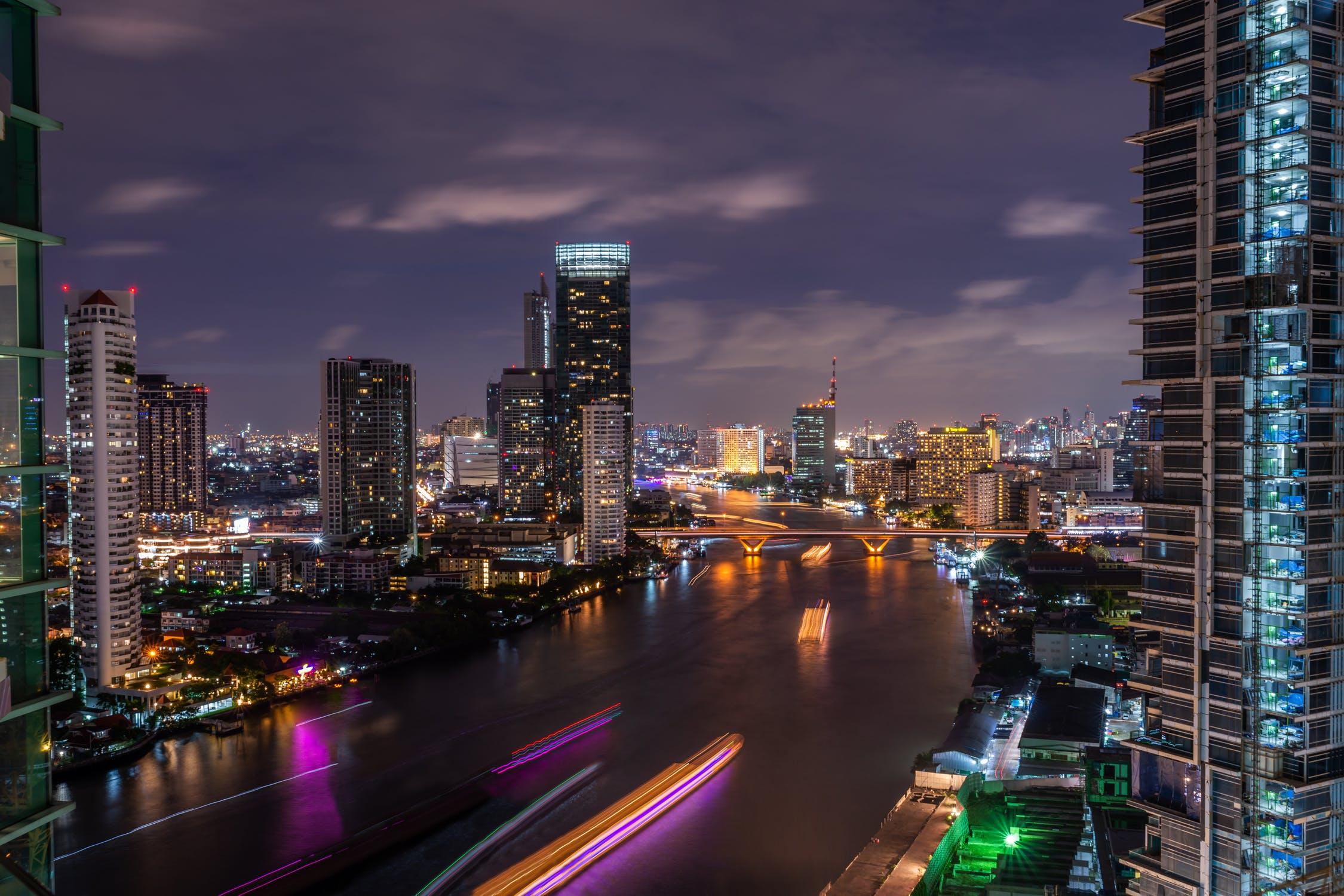 Best Cities in Thailand