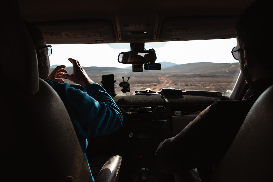 Off-roading in the Negev Desert, Israel Photography by Ben Holbrook from DriftwoodJournals.com-3771