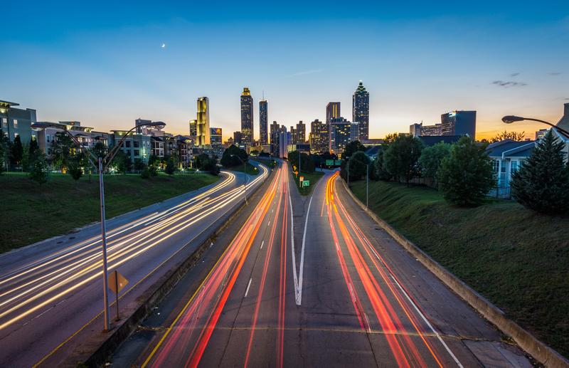Atlanta Road trips