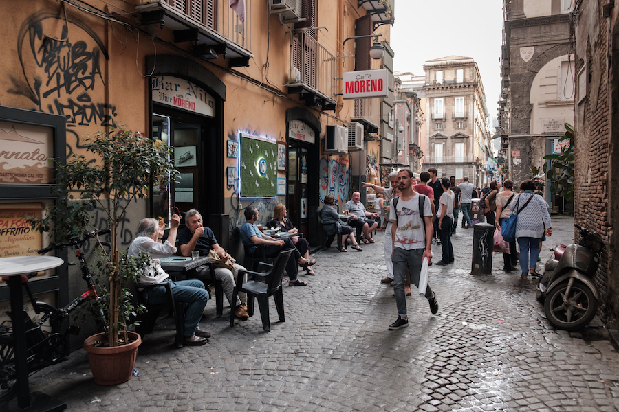 Centro Storico (Old Town), Naples, Italy Tavel Photography By Ben Holbrook from DriftwoodJournals.com-5006