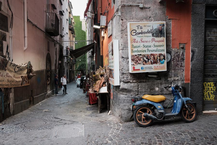Quartieri Spagnoli (Spanish Quarter)