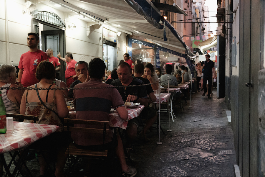 Trattoria Da Nennella, Naples, Italy Tavel Photography By Ben Holbrook from DriftwoodJournals.com-5297