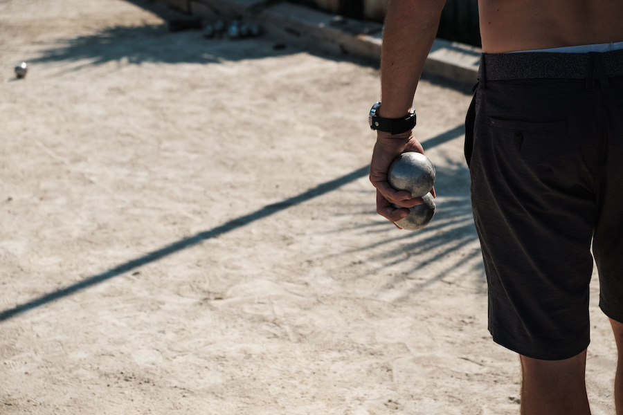 Playing Petanque in Sete, Southern France ~ By Ben Holbrook from DriftwoodJournals.com32